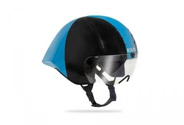casque aero kask mistral noir bleu m 55 58 cm