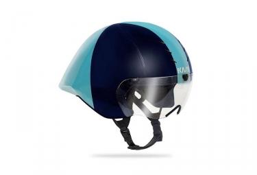 Aero Helmet KASK MISTRAL Navy Light Blue