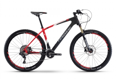 Haibike Greed HardSeven 5.0 27.5'' HardTail MTB Shimano Deore XT Di2 11S Red Grey 2017