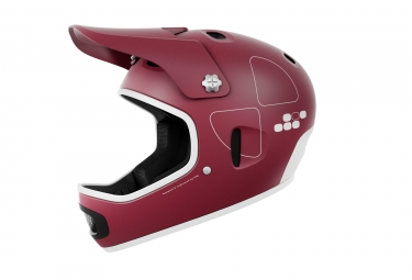 casque integral poc cortex flow pourpre s m 52 54 cm
