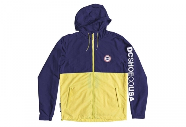 DC Shoes Bah Way Block Jacket Amarillo Azul