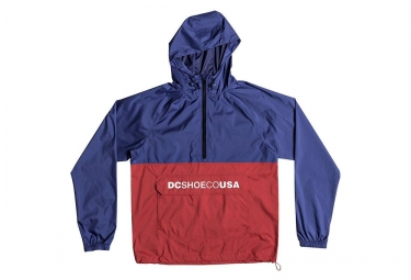 DC Shoes Sedgefield Jacket Red Blue