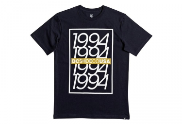 DC Shoes Renewal T-Shirt Dark Indigo Blue