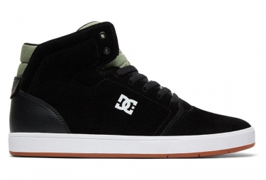 Dc shoes paire de chaussures crisis high black olive 8