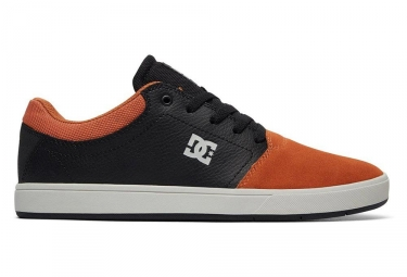 Zapatillas DC Shoes Crisis SE Negro Marrón