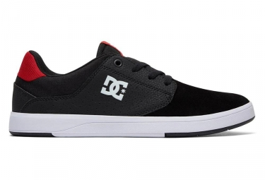 Chaussures DC Shoes Plaza TC S Noir Rouge