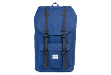 Sac à Dos HERSCHEL Little America 25L Eclipse Crosshatch Bleu