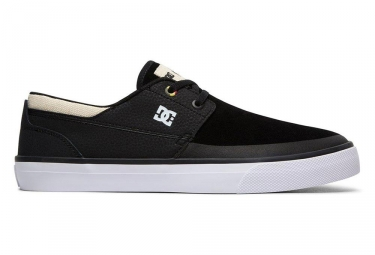 Chaussures dc shoes wes kremer 2 s noir blanc 42