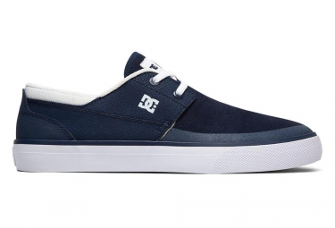 Zapatillas DC Shoes Wes Kremer 2 S Azul / Blanco