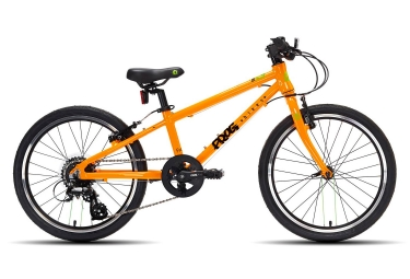 vtt enfant frog bikes 52 20 8 vitesses orange