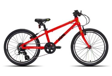 VTT Enfant Frog Bikes 52 20'' 8 Vitesses Rouge