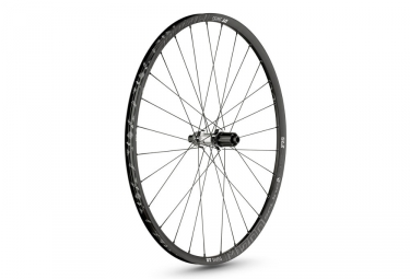 Roue arriere dt swiss 27 5 m1700 spline two 12x142mm center lock noir