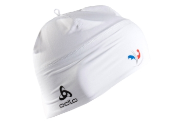 ODLO POLYKNIT TEAM FRANCE Beanie White