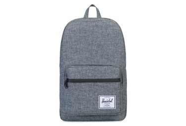 Sac A dos Herschel Pop Quiz Raven Crosshatch Gris