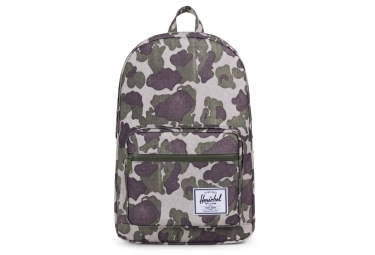 Herschel Pop Quiz backpack Frog Camo