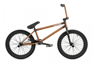 bmx freestyle proton freecoaster rhd 21 trans orange
