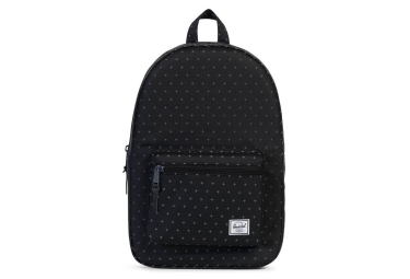 HERSCHEL Settlement Backpack Gridlock Black
