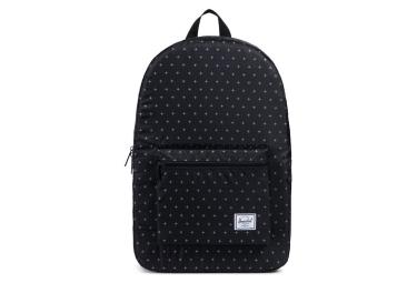 Herschel Packable Daypack Gridlock Black