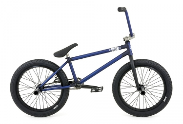 Bmx freestyle sion lhd 21 trans dark blue