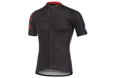 BIORACER STAR WARS JERSEY SS ICONIC SLEEVE Red - DARTH VADER