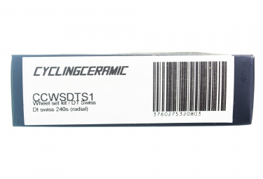 Kit Roulements CyclingCeramic DT Swiss 240s (Radial) CCWSDTS1