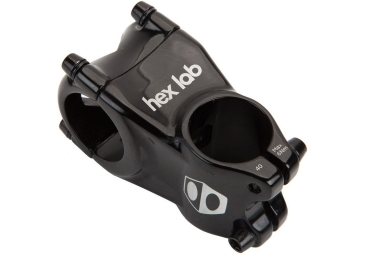 Box Hex Lab Mini Front Load Stem 28.6mm Diameter Black