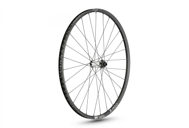 Roue avant dt swiss x1700 spline 25 27 5 boost 15x110mm center lock