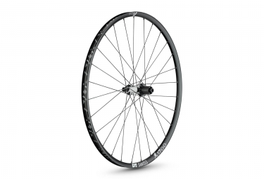 Roue arriere dt swiss x1700 spline 25 29 12x142mm corps xd center lock
