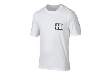 Oakley Surf T-Shirt White