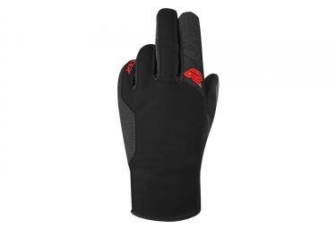 Paire de gants hiver racer techno noir xl