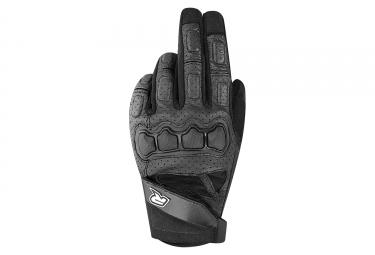 Paire de gants longs racer rampage noir xl