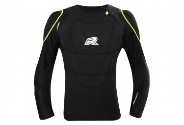 Racer Motion Top Kid Protection Jacket Black