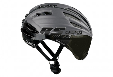 casque casco 2018 speedairo rs gris noir l 59 63 cm