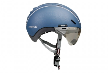 casque casco 2018 roadster bleu m 55 57 cm