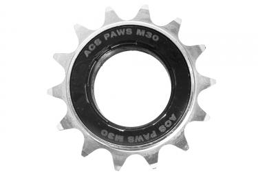 roue libre acs paws m30 argent 16