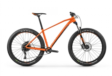 Vtt semi rigide mondraker prime 27 5 sram gx 10v orange xl 185 200 cm