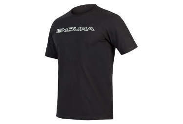 T-Shirt Endura One Clan Carbon Tech Nera