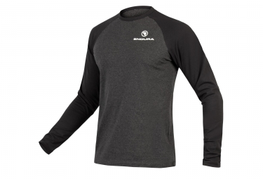 Endura One Clan Raglan Tech T-Shirt Grey
