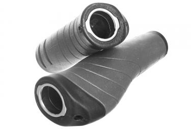 XLC GR-S04 Ergonomic Grips GR-S04 Black Grey