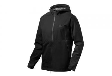 veste impermeable oakley endurance gore noir l