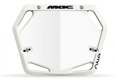 Mac One Pro Plate White