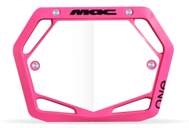 Mac One Mini Plate Pink
