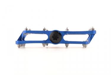Paire de Pédales Parts 8.3 Bandit Bleu