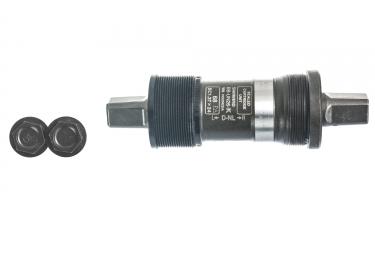 boitier de pedalier shimano bb un26 bsa 68mm axe carre 122 5