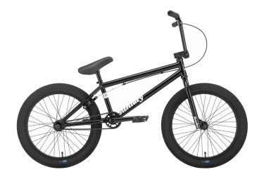 bmx freestyle sunday blueprint 20 black 2018