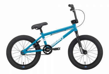 Bmx freestyle sunday blueprint 16 teal 2018