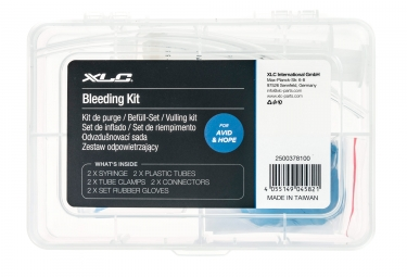 XLC Avid Brakes Bleeding Kit