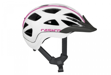 Kid Helmet Casco 2018 Activ 2 Jr White Pink - Unisize