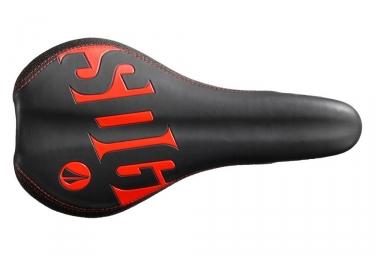 Selle enfant sdg fly junior acier noir rouge
