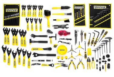 Boite à Outils PEDROS Master Bench Tool Kit (boite A et B)